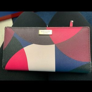 Authentic Kate Spade wallet.